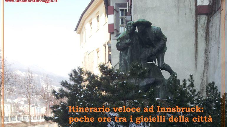 Innsbruck in poche ore, Innamorati in Viaggio