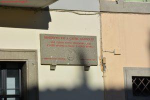 Innamorati in Viaggio, Itinerario Castel Gandolfo 2