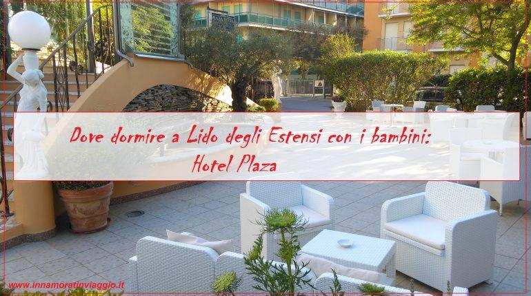 Innamorati in Viaggio, Hotel Plaza Lido degli Estensi copertina