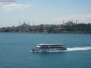 Innamorati in Viaggio, viaggio di nozze, Istanbul