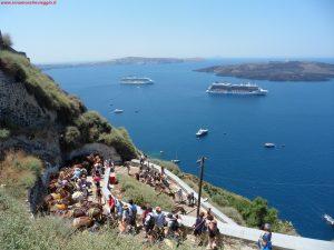 Itinerario di 15 giorni per scoprire il Mar Mediterraneo Orientale: Santorini