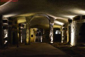 Napoli, Innamorati in Viaggio, Catacombe di San Gennaro (14)