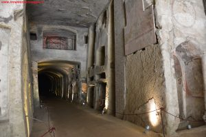 Napoli, Innamorati in Viaggio, Catacombe di San Gennaro (3)