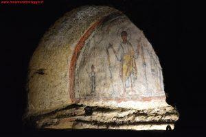 Napoli, Innamorati in Viaggio, Catacombe di San Gennaro (4.1)