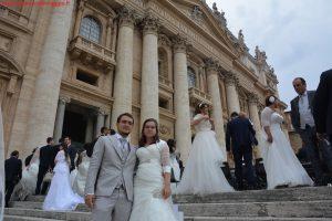 Incontrare il Papa, Innamorati in Viaggio 12