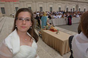 Incontrare il Papa, Innamorati in Viaggio 13