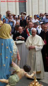 Incontrare il Papa, Innamorati in Viaggio 15