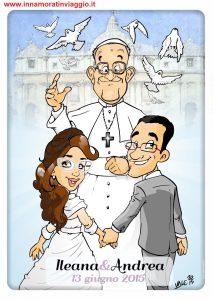 Incontrare il Papa, Innamorati in Viaggio 17