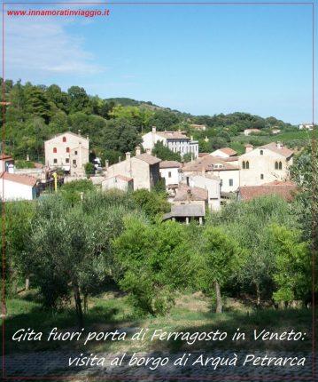 Arquà Petrarca, Innamorati in Viaggio, copertina