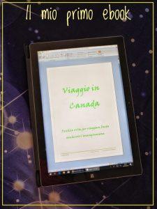 Copertina ebook Viaggio in Canada, innamorati in viaggio