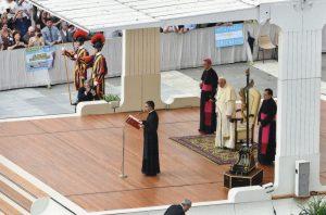 Foto ufficiali Santa Sede, Innamorati in Viaggio 1