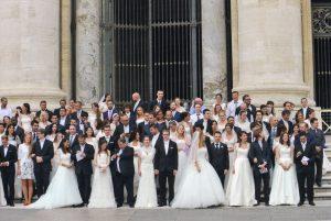 Foto ufficiali Santa Sede, Innamorati in Viaggio 2