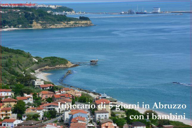 Copertina Abruzzo, Innamorati in Viaggio