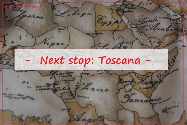 Copertina Toscana Innamorati in Viaggio