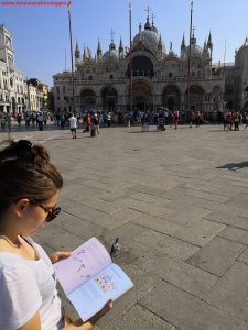 Venezia, Piazza San Marco, Innamorati in Viaggio 10