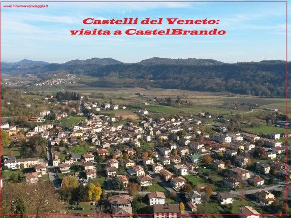 Copertina Castelbrando, Innamorati in Viaggio