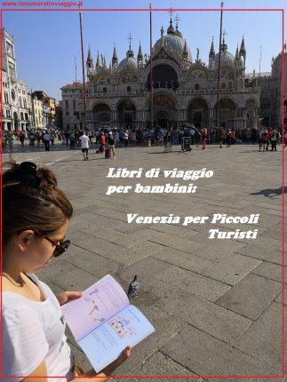 Venezia, Innamorati in viaggio, Copertina
