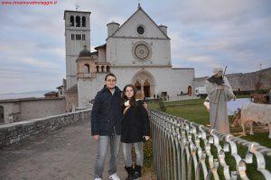 Natale in Umbria, Assisi, Innamorati in viaggio 1