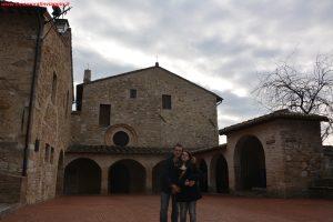 Natale in Umbria, Assisi, Innamorati in viaggio 19