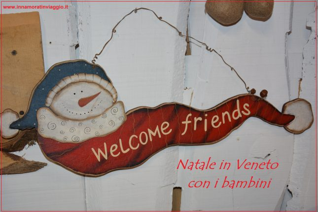 Natale in Veneto con i bambini