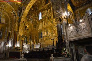 Innamorati in Viaggio, Cappella Palatina (11)