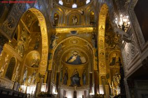 Innamorati in Viaggio, Cappella Palatina (8)