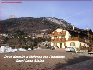Innamorati in Viaggio, Molevno, Garnì Lago Alpino, copertina