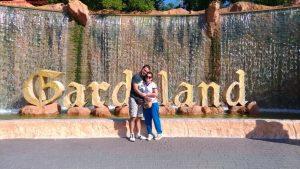 Gardaland con bambini di meno di 2 anni, Innamorati in viaggio (25)