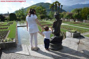 Lago Maggiore, Villa Taranto con i bambini