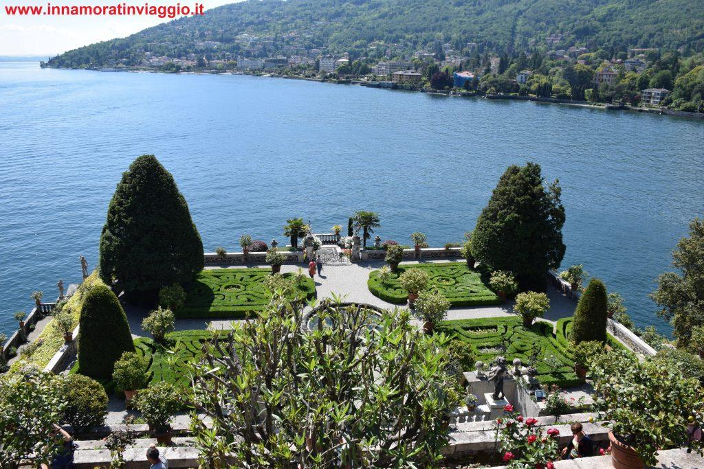 Lago Maggiore, Isola Bella con i bambini