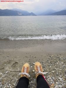 Lago Maggiore, spiaggia di Reno