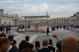 Innamorati in Viaggio, Rinnovo voti in Vaticano 3