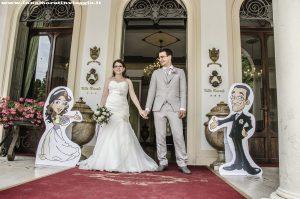 Matrimonio in villa veneta, Innamorati in viaggio, 2