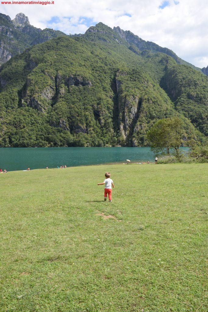 Lago del Mis, Innamorati in viaggio, 2