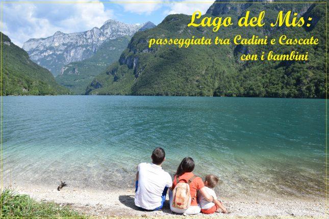 Lago del Mis, Innamorati in viaggio, copertina