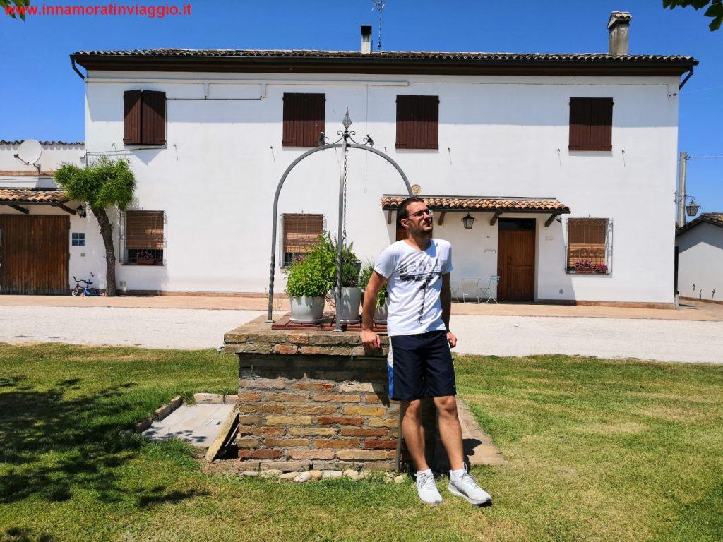 Dove dormire in Romagna, b&b La Siesta, Innamorati in Viaggio